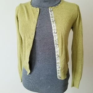 Laura Ashley Button Front Cardigan
